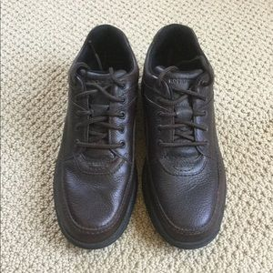 Rockport Brown Shoes
